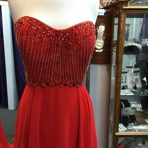 Alyce 1144 Red size 12